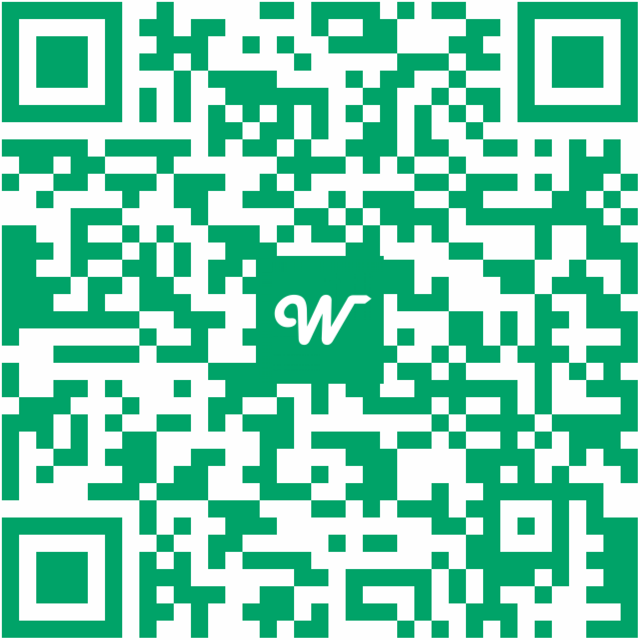 Printable QR code for Cabañas Faro Del Valle