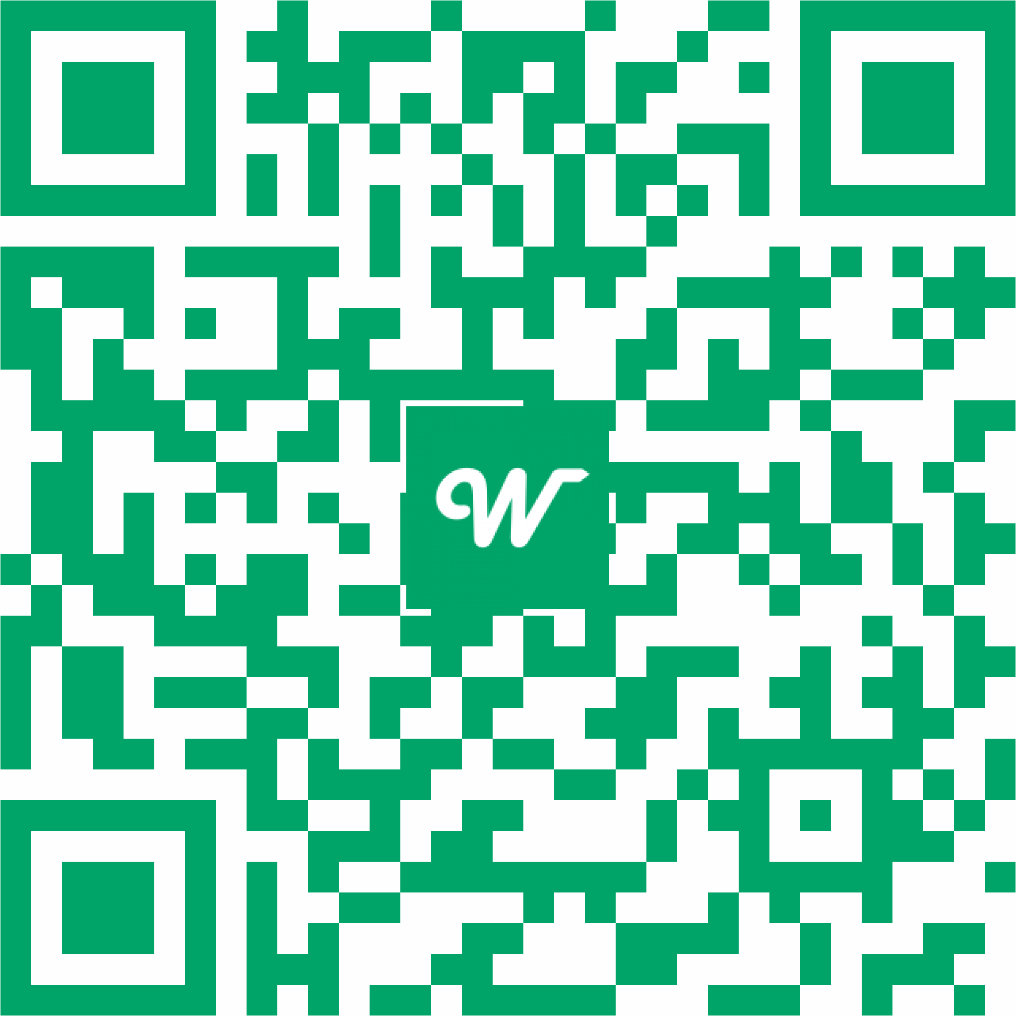 Printable QR code for 119 N Peoria St